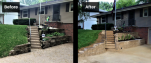 Repairing Retaining Walls